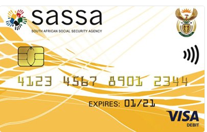 Sassa recipients strike gold as new card is unveiled