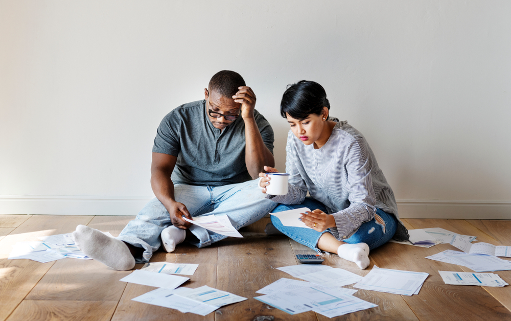 Is your marriage in troubled (financial) waters?