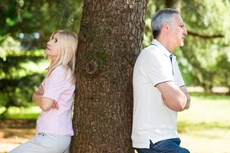 Are you entitled to your spouse's pension after divorce?