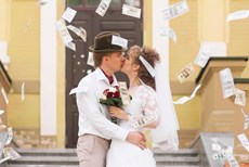 Get personal with your finances – and tie the knot